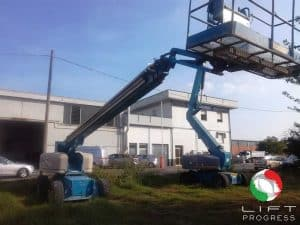 Piattaforma telescopica Genie-S85-(2000)-LiftProgress