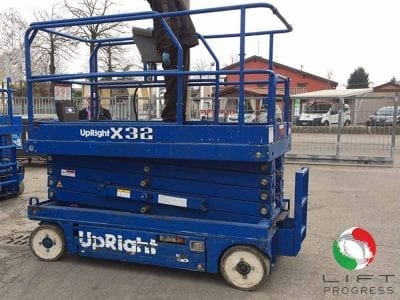 Verticale scissor usata Upright-X32-(2008)-LiftProgress