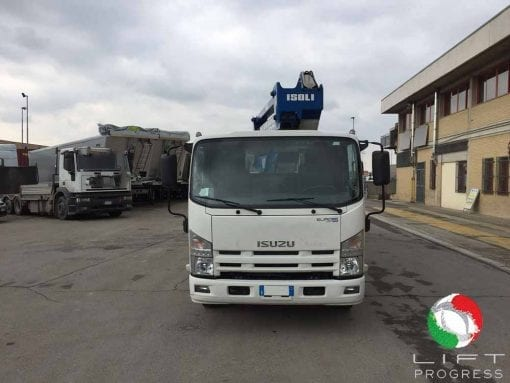 Piattaforma su camion Isoli-PNT27.14-(2010)-LiftProgress