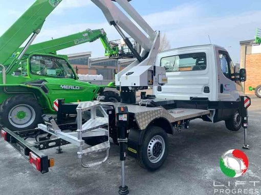 Autocarrata Palfinger P 240AXE-E Smart Plus (Nuova)-LiftProgress